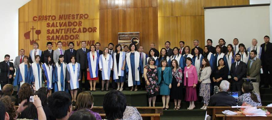 graduación STA